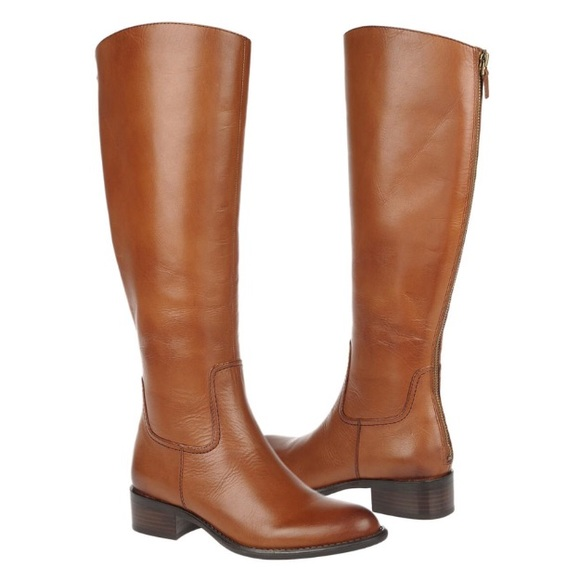20b264cb02b Franco Sarto Shoes - Franco Sarto Crane Leather Riding Boot